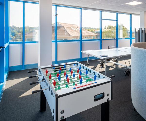 HatTech Games Room