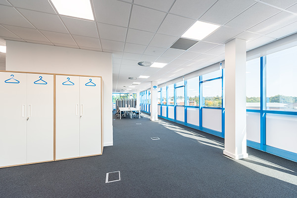 HatTech Co-Working Suite